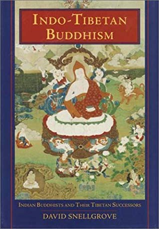 Snellgrove Indo-Tibetan cover art