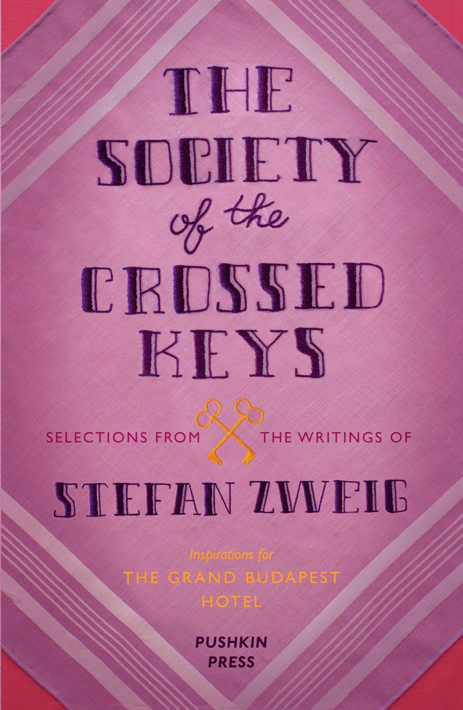 Society of Crossed Keys cover art