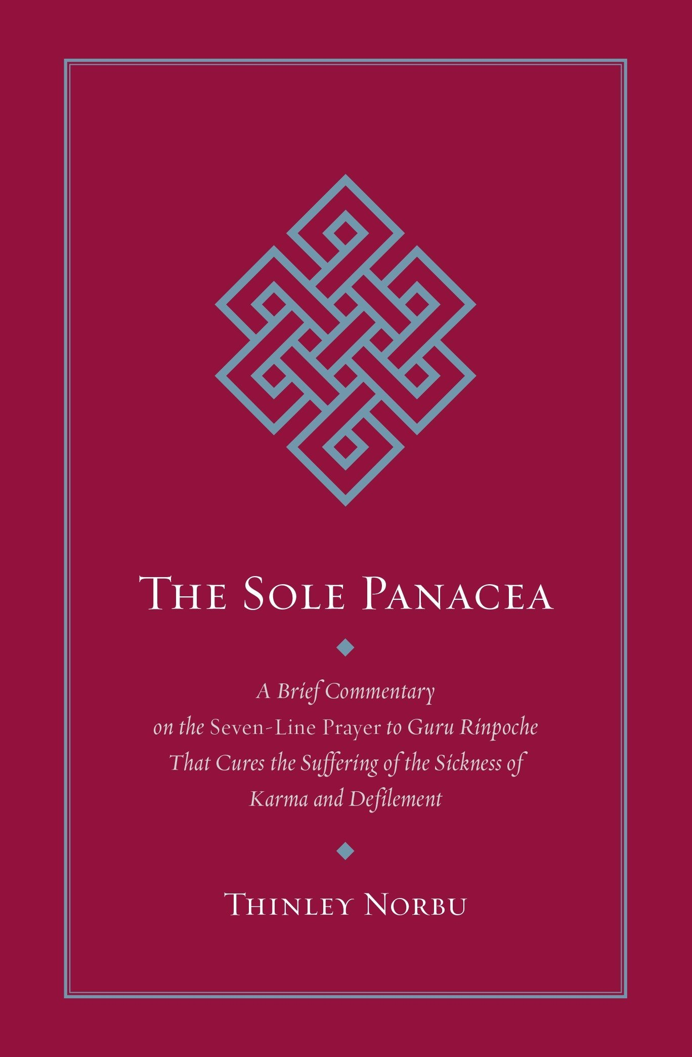 Norbu Sole Panacea cover art