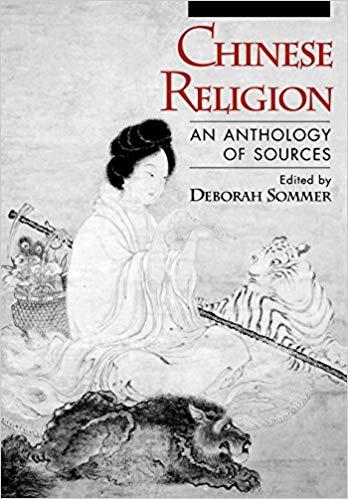 Sommer Chinese Religion cover art