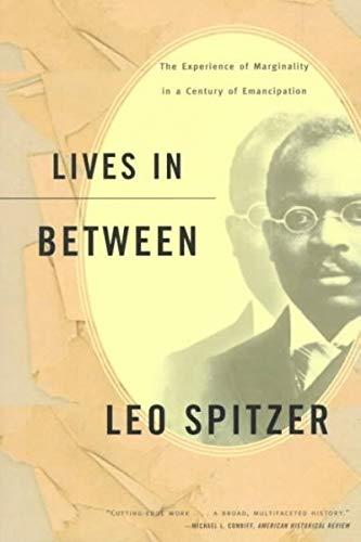 Spitzer Lives Between cover art