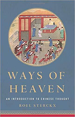 Sterckx Ways of Heaven cover art