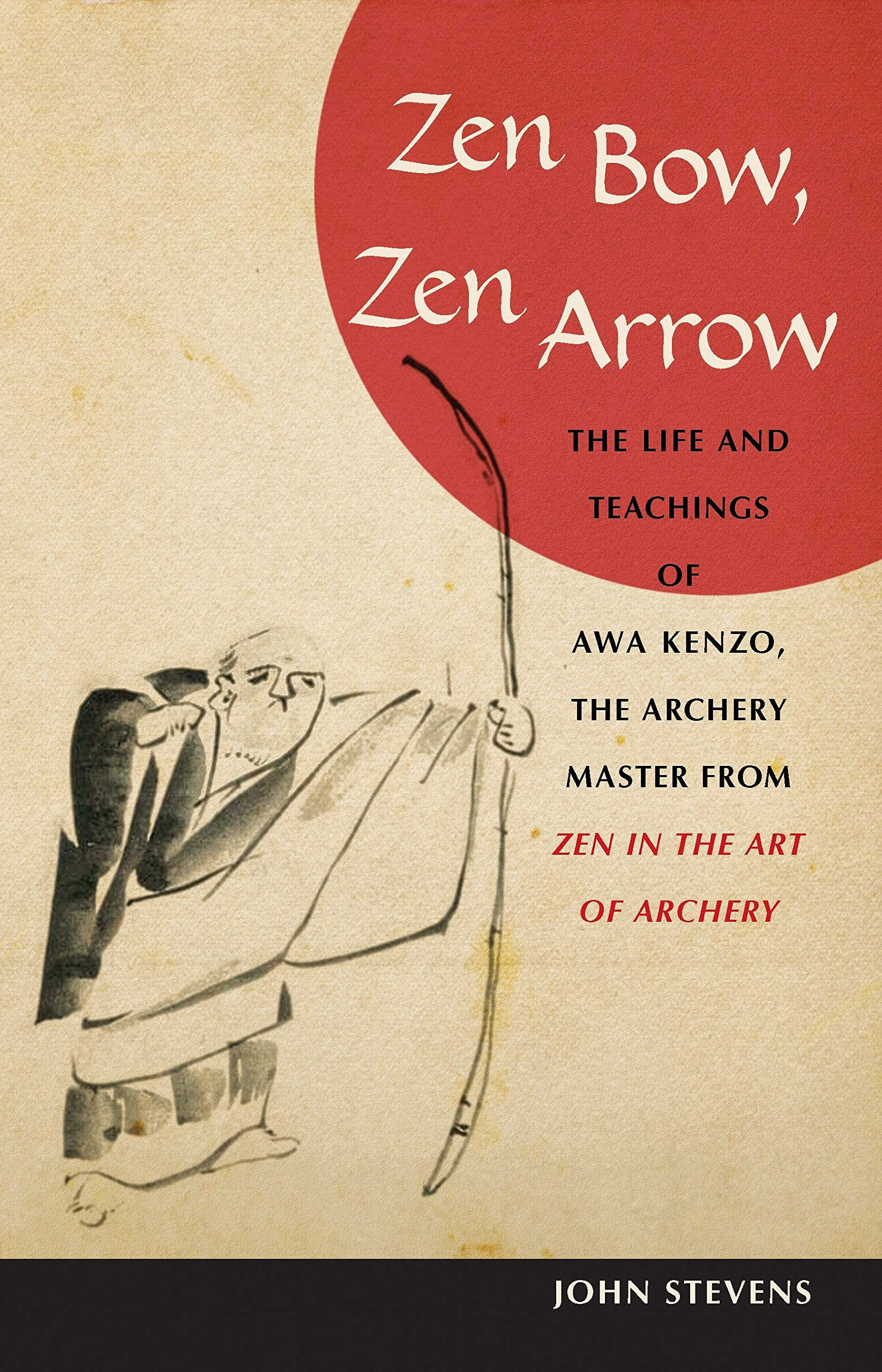 Stevens Zen Bow cover art