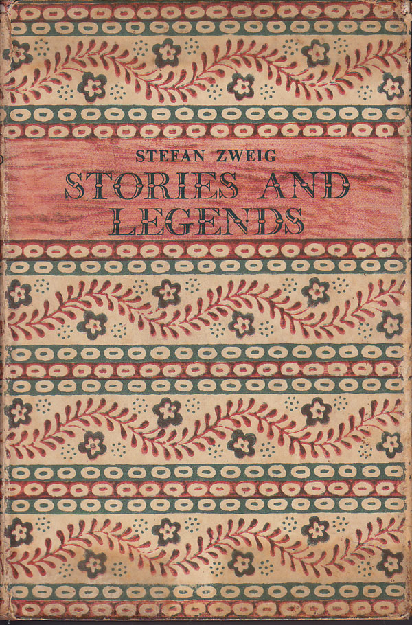 Zweig Stories and Legends cover art