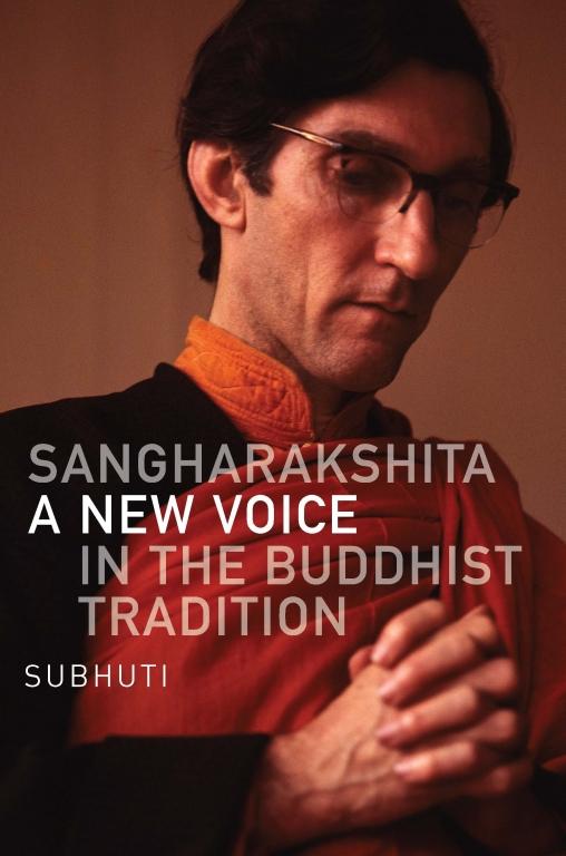 Subhuti Sangharakashita New Voice cover art