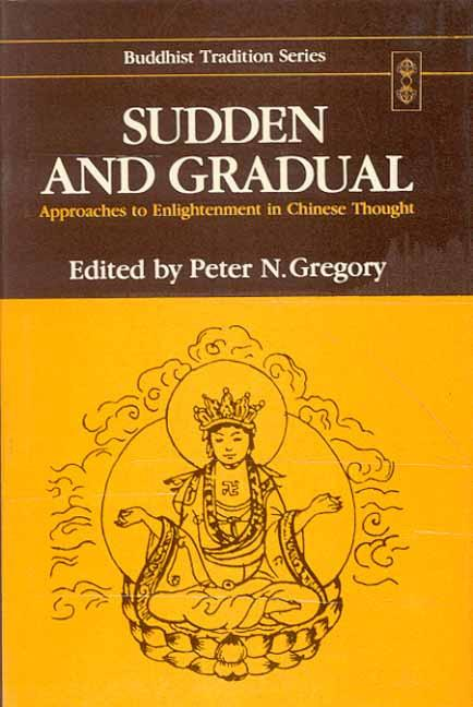 Gregory Sudden and Gradual cover art
