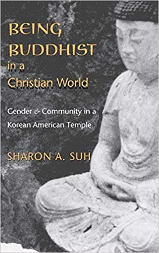 Suh Being Buddhist cover art