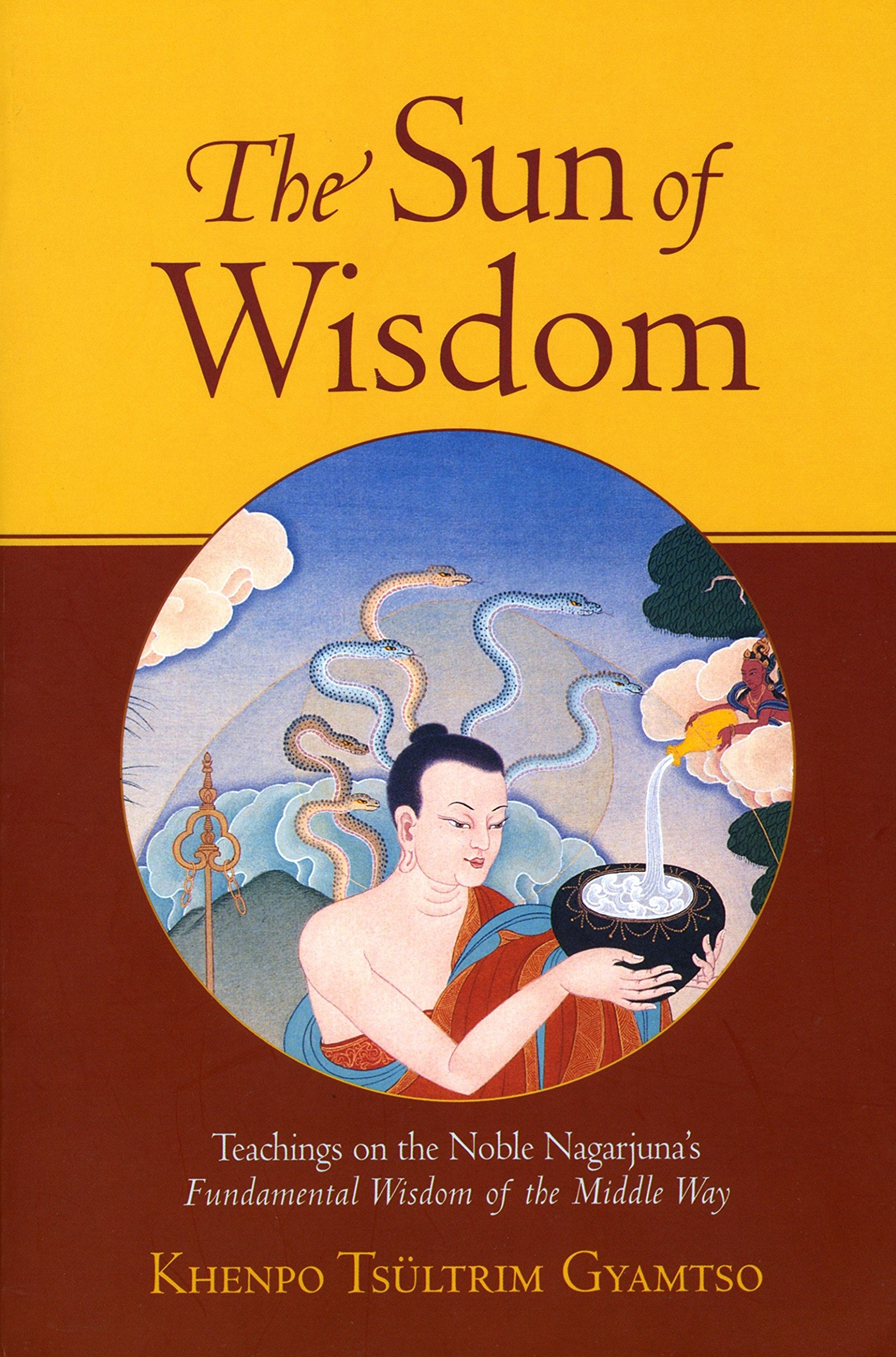 Gyamtso Sun of Wisdom cover art