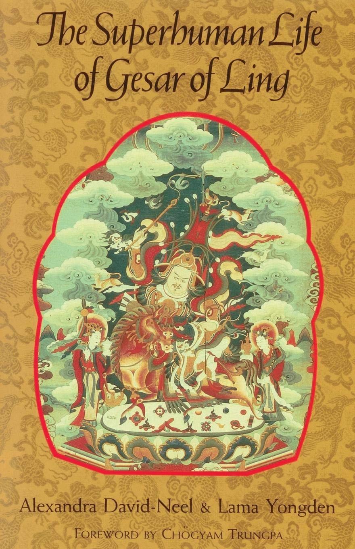 David-Néel and Yongden cover art