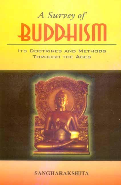 Sangharakshita Survey cover art