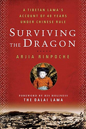 Arjia Surviving the Dragon cover art