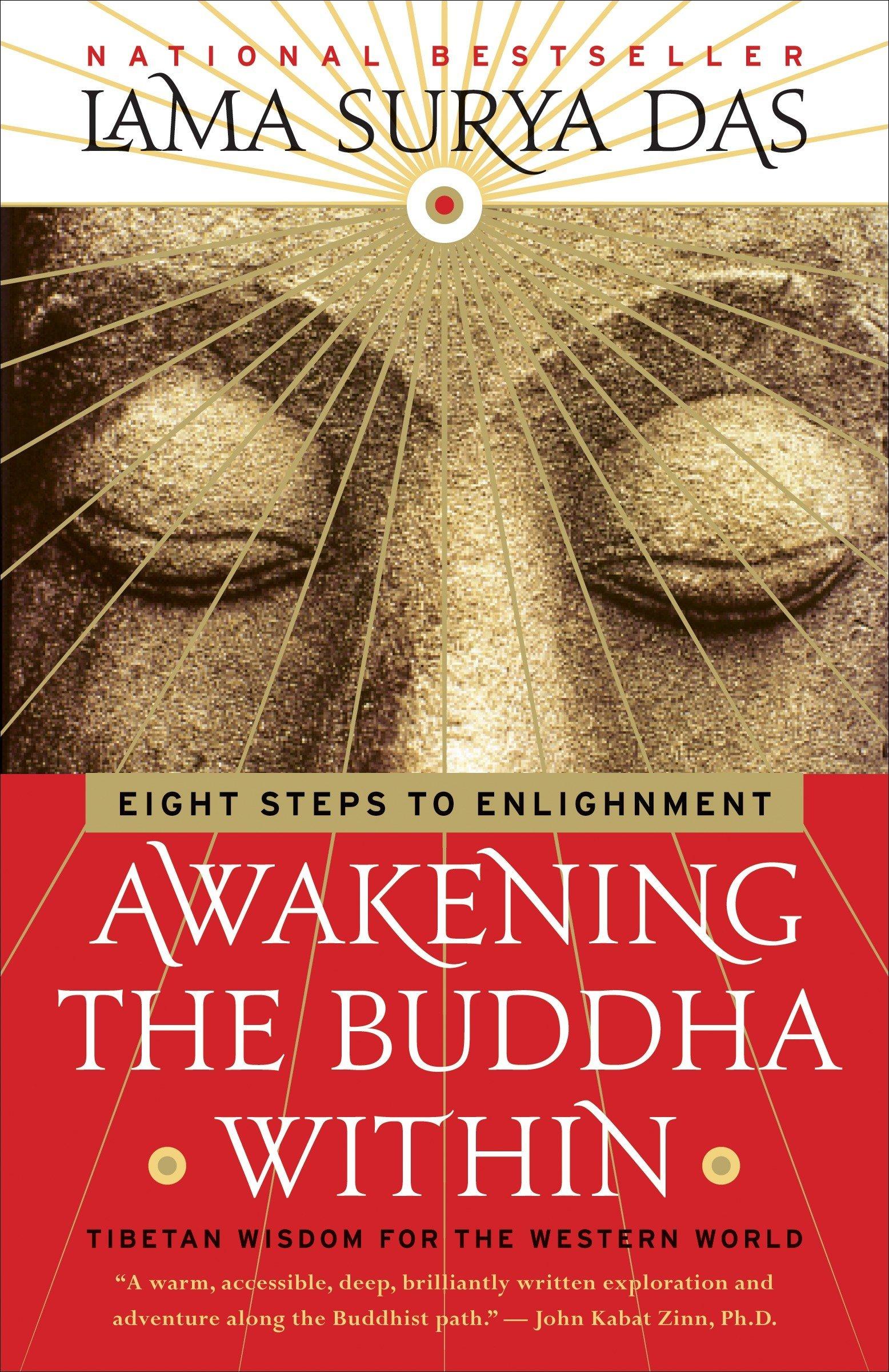 Lama Surya Das Awakening Buddha cover art