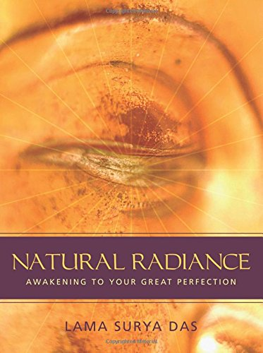Lama Surya Das Natural Radiance cover art