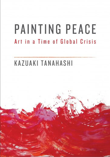 Tanahashi Painting Peace cover art