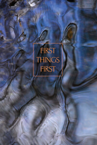 Than First Things cover art