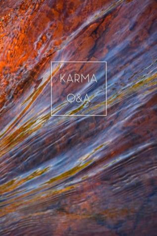Than Karma Q&A cover art