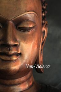 Than Non-Violence cover art