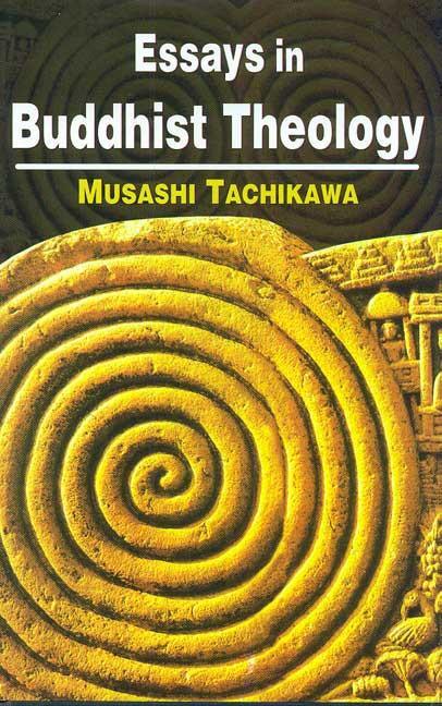 Tachikawa Essays Theology cover art