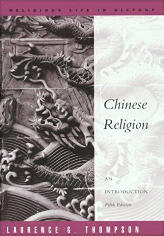Thompson Chinese Religion cover art