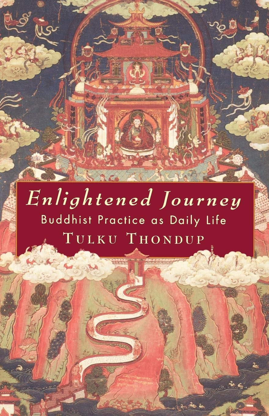 Thondup Enlightened Journey cover art