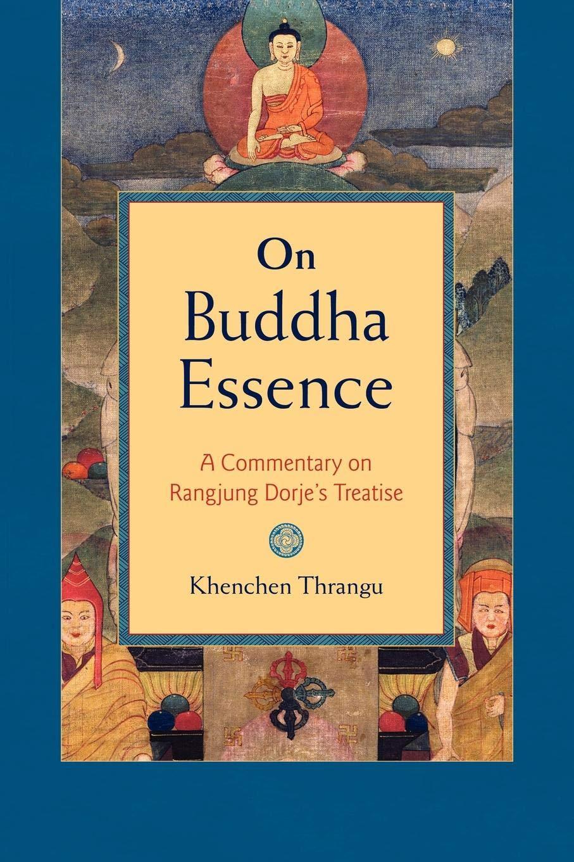 Thrangu Buddha Essence cover art