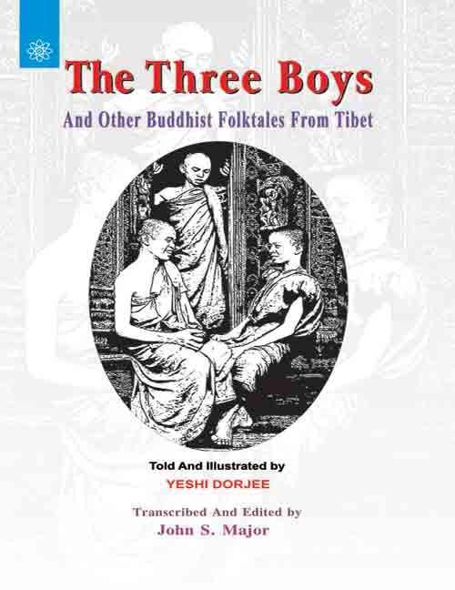Dorjee Three Boys cover art