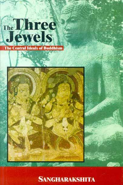 Sangharakshita Three Jewels cover art