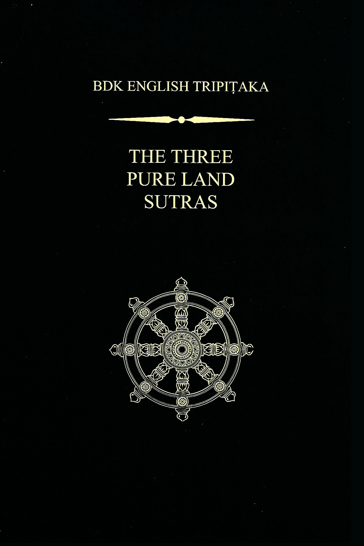 Three Pure Land Sutras cover art