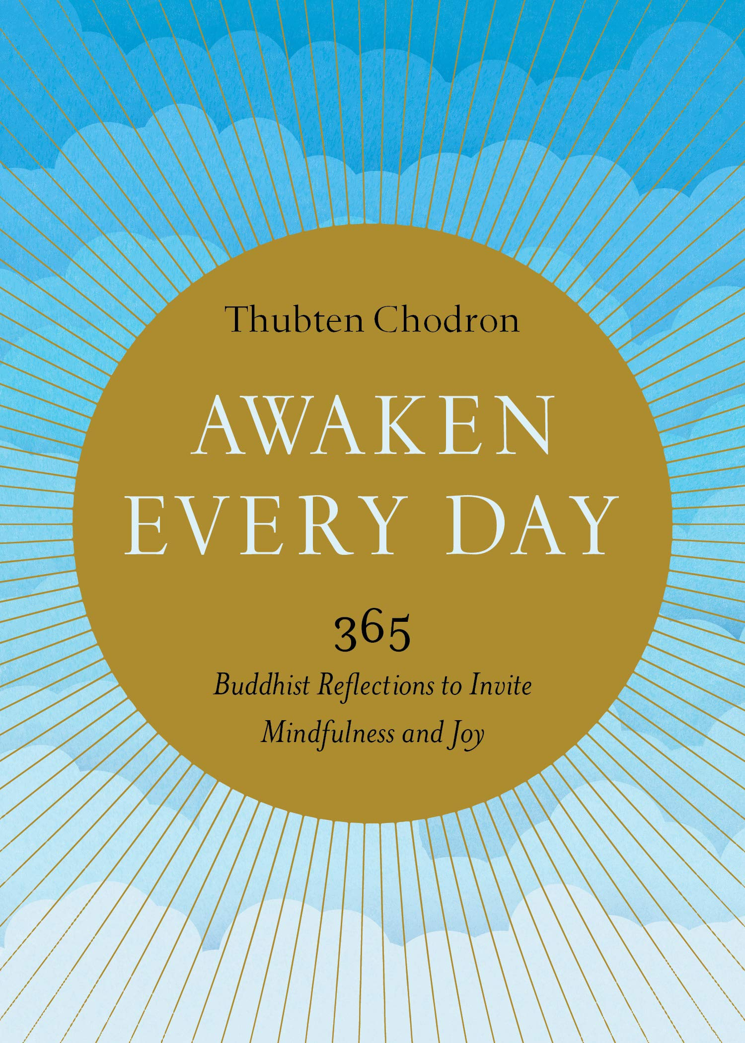 Chodron Awaken cover art