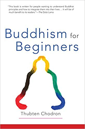 Chodron Buddhism for Beginners cover art