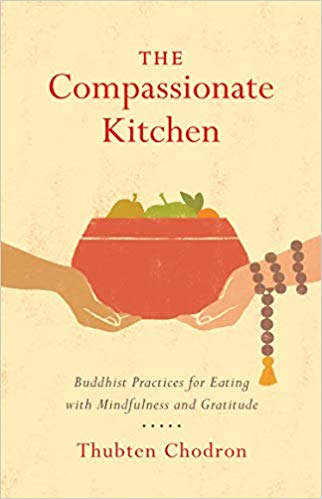 Chodron Compassionate Kitchen cover art
