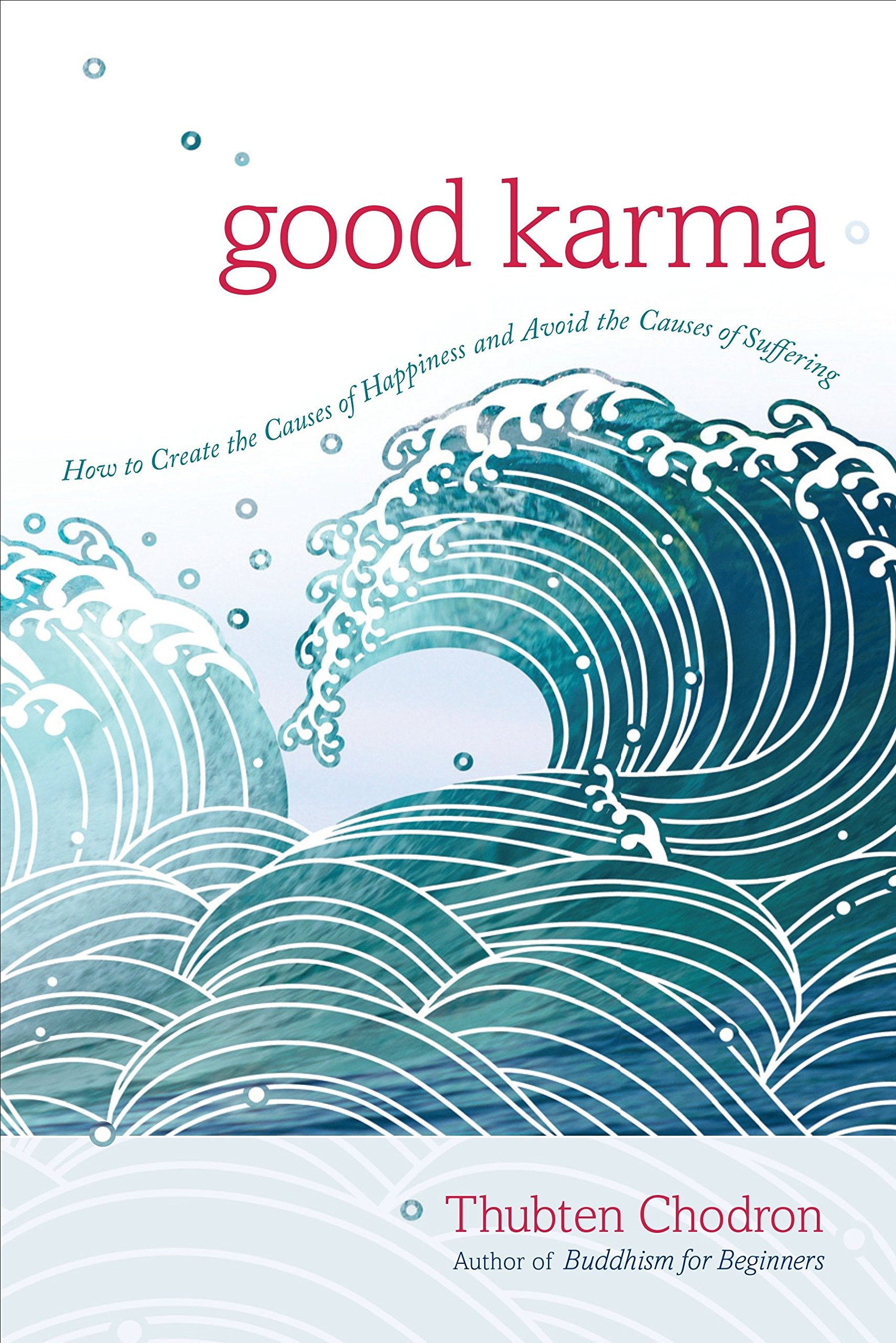 Chodron Good Karma cover art