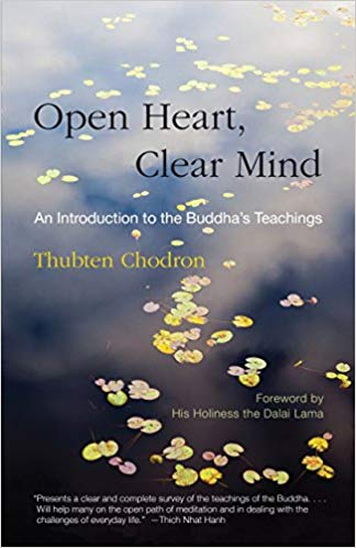 Chodron Open Heart cover art