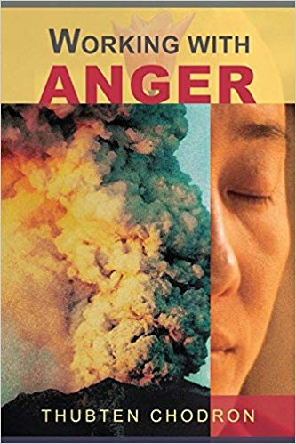 Chodron Anger cover art