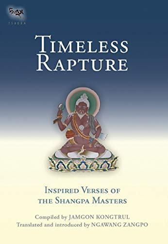 Zangpo and Kongtrul Timeless Rapture cover art