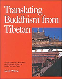 Wilson Translating Buddhism cover art
