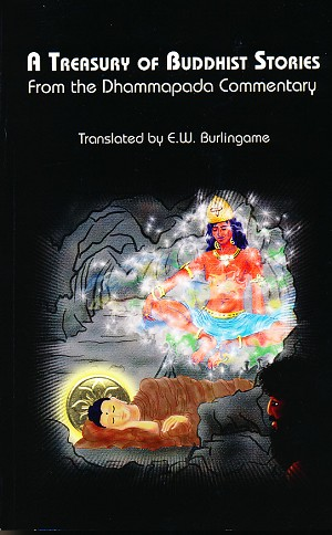Burlingame Treasury of Stories cover art