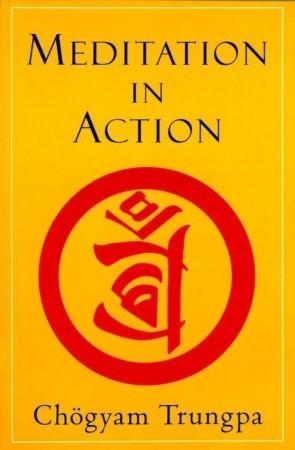 Trungpa Meditation cover art