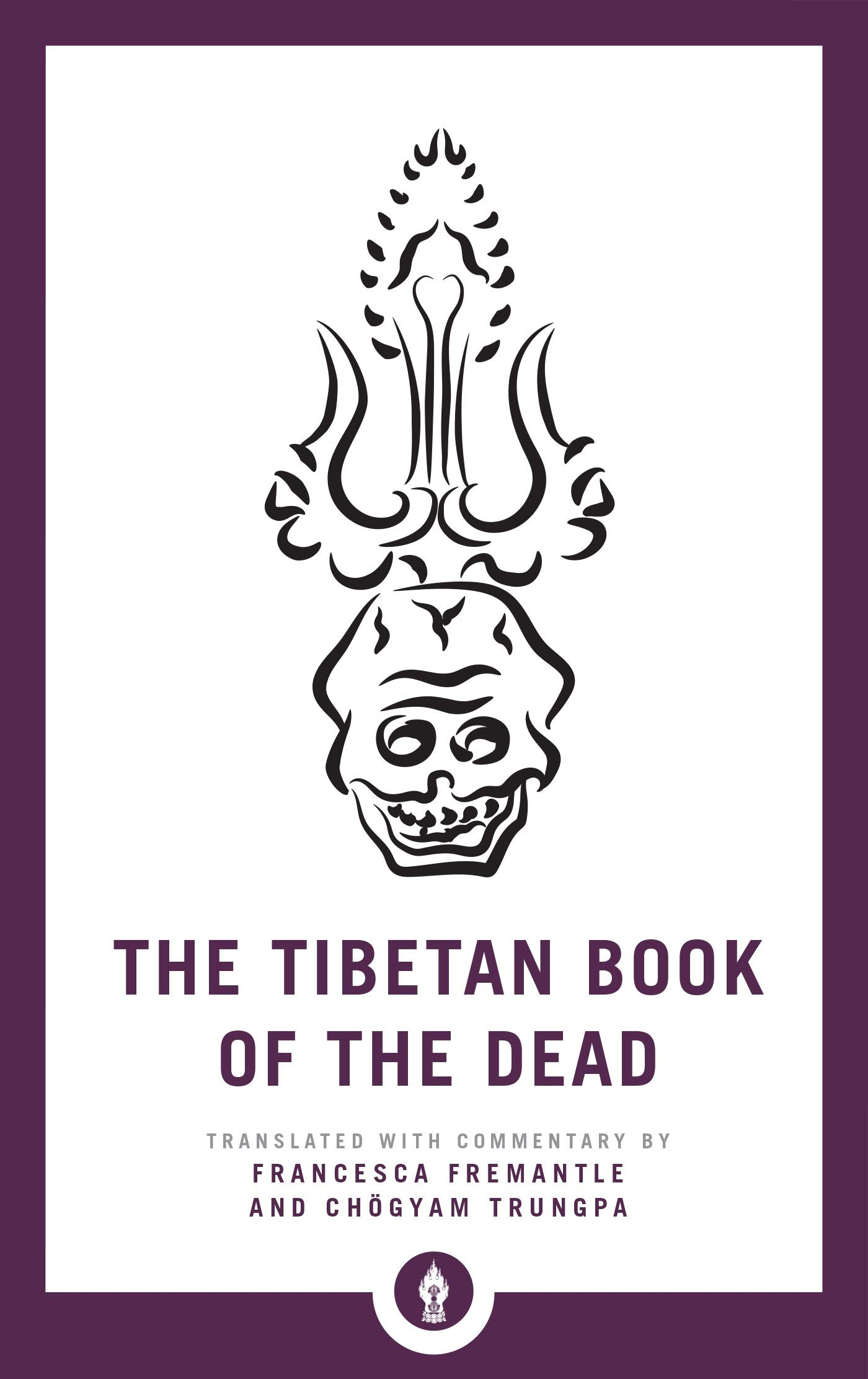 Trungpa Book of Dead cover art