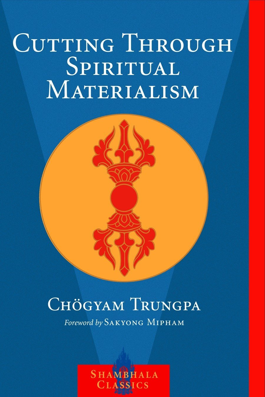 Trungpa Cutting Through cover art
