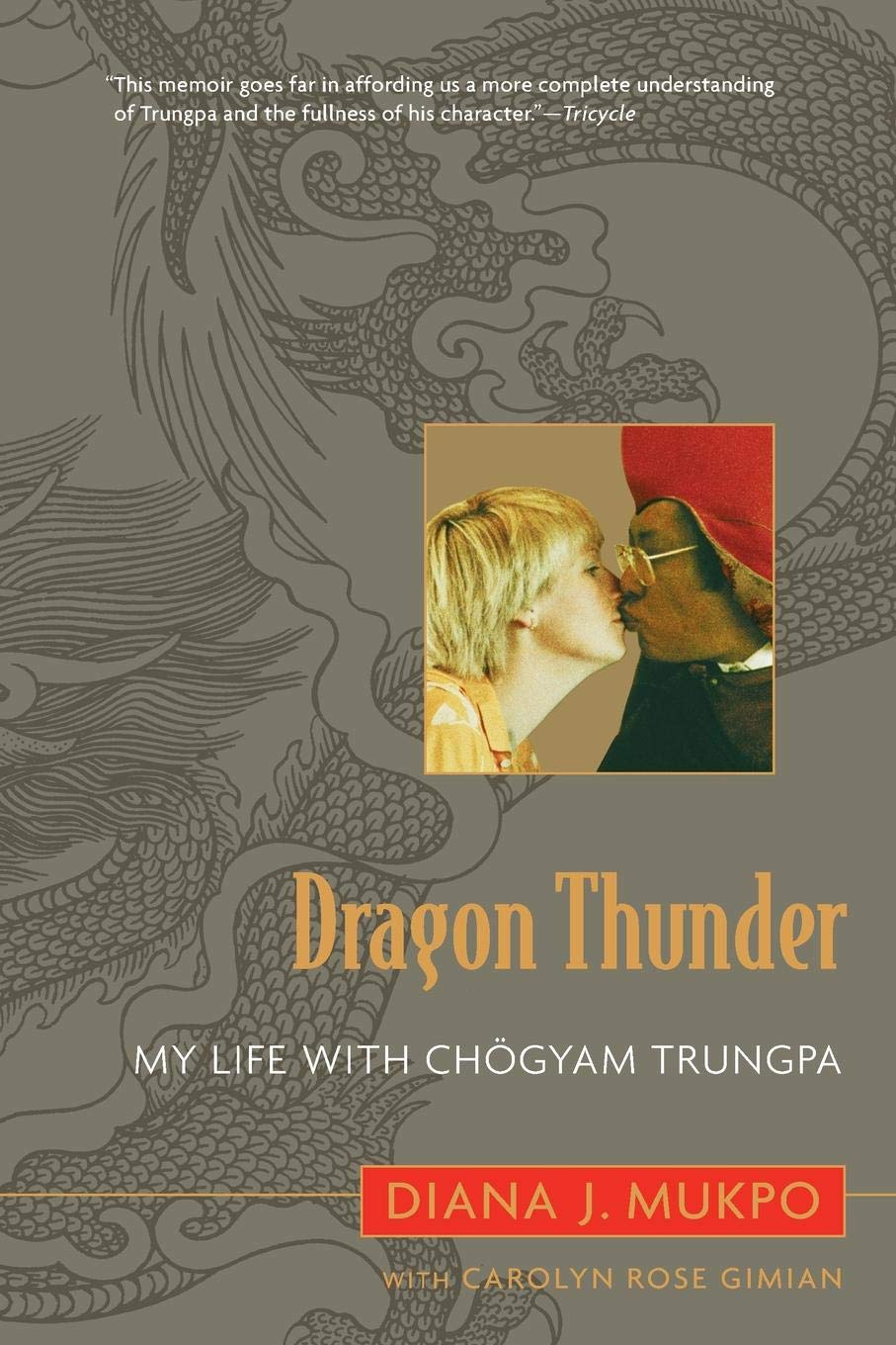 Mukpo Dragon Thunder cover art