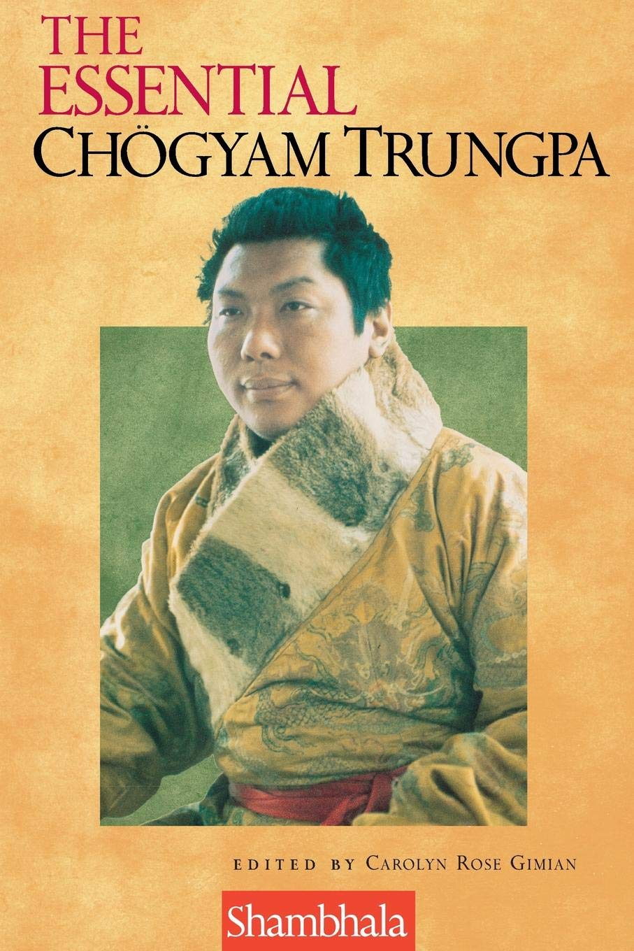 Trungpa Essential cover art