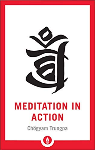 Trungpa Meditation in Action cover art