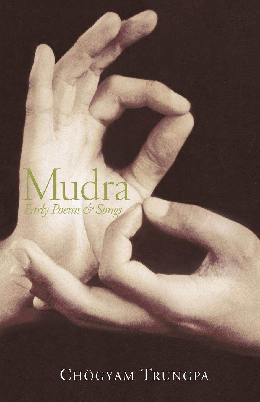 Trungpa Mudra cover art