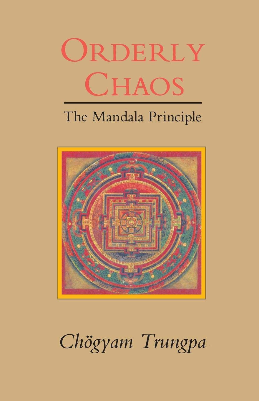 Trungpa Orderly Chaos cover art