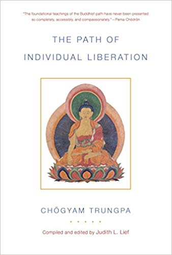 Trungpa Path of Individual cover art