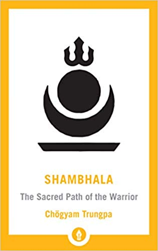 Trungpa Shambhala cover art