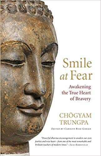 Trungpa Smile at Fear cover art