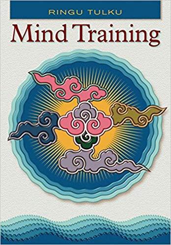 Ringu Mind Training cover art
