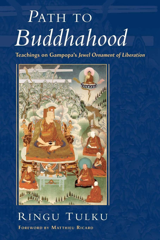 Tulku Path to Buddhahood cover art